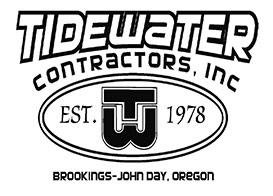 """Tidewater Construction Inc., Est. 1978"""" width="""